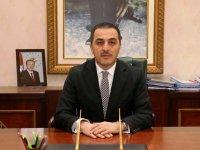Vali Türker Öksüz de, bir maaşını bağışladı