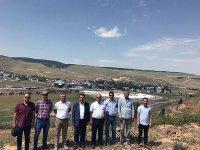 DSİ Kars 24. Bölge Müdürü Dündar'dan Sarıkamış Belediyesine ziyaret