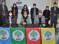 HDP'li vekillerden Kars Belediyesine destek