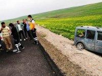 Digor - Tuzluca karayolunda kaza: 1 yaralı
